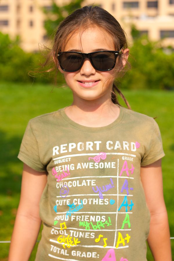 Child Headshots with Sun Glasses - Back to School