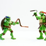 Teenage Mutant Ninja Turtle Figurines