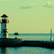 Light House by Sea Philippines