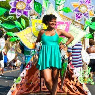 Ana Playing Mas - Caribana 2012