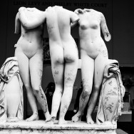 Marble Statue of the Three Graces