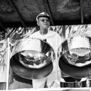 Old Man Playing Steel Pan | Caribana 2012