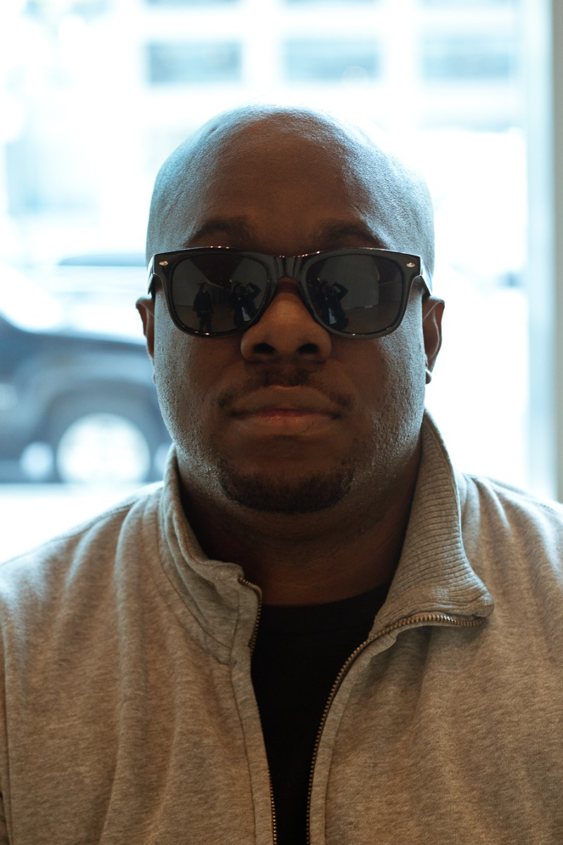 Duwayne Wright in Shades
