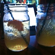 Every drink tastes better in a Mason Jar