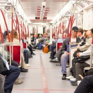 New TTC Subway Train Interior