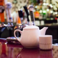 Tea at the Bar Bokeh | Dazzling Toronto